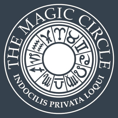 Lee Smith Magic - MAGIC CIRCLE LOGO